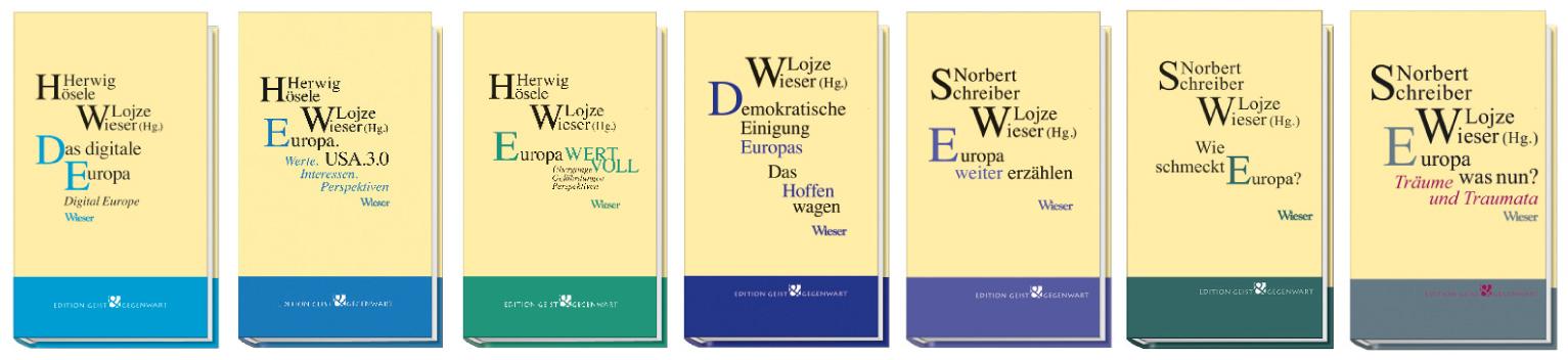 Bisherige Publikationen